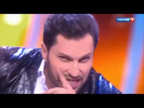 Артур Пирожков Чика-Новогодний Голубой Огонек 2020