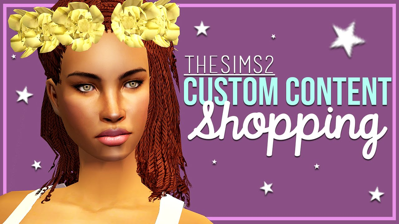 The Sims 2 Cc Shopping 6 Toddler Children Teen