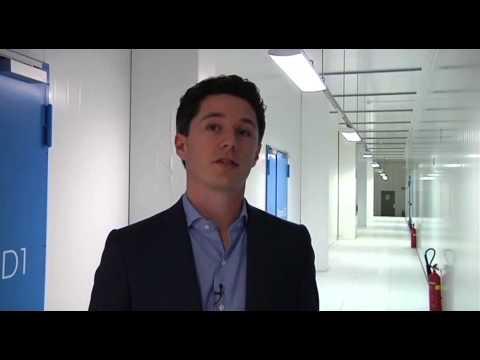 Groene Speld 2013 - Siemon van den Berg van The Datacenter Group