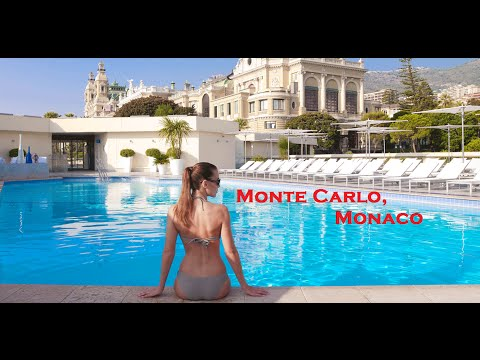 Travel and Tourism | The Beauty of Monte Carlo, Monaco | Monte Carlo Travel Guide