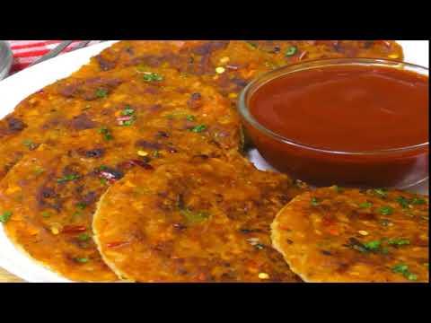 Testy Italian Rava Toast recipe for breakfast or tiffin