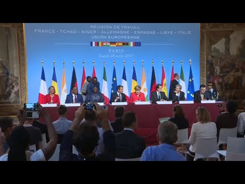Migration summit: European leaders agree to help Niger and Chad secure borders