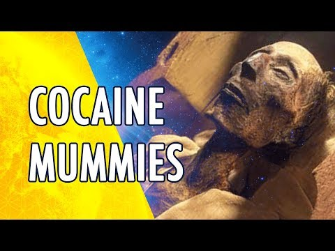 COCAINE MUMMIES Discovery Proves COLUMBUS NOT FIRST TO AMERICAS