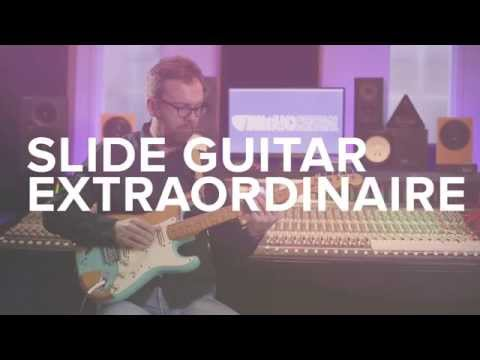 Chris Eatons 20 Essential Slide Guitar Licks!  JamTrackCentralcom