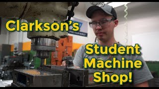 Student Machine Shop & MT Cour…