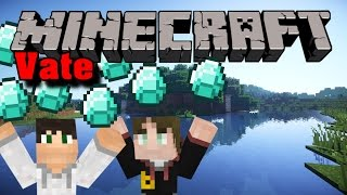Minecraft Vate/Varo #8 - Diamondrain