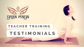 Yoga Maya Testimonials 2018
