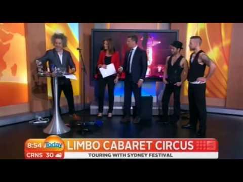 Limbo circus cabaret