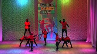 106 Коллектив экстремального танца Мотор шоу САМУРАИ