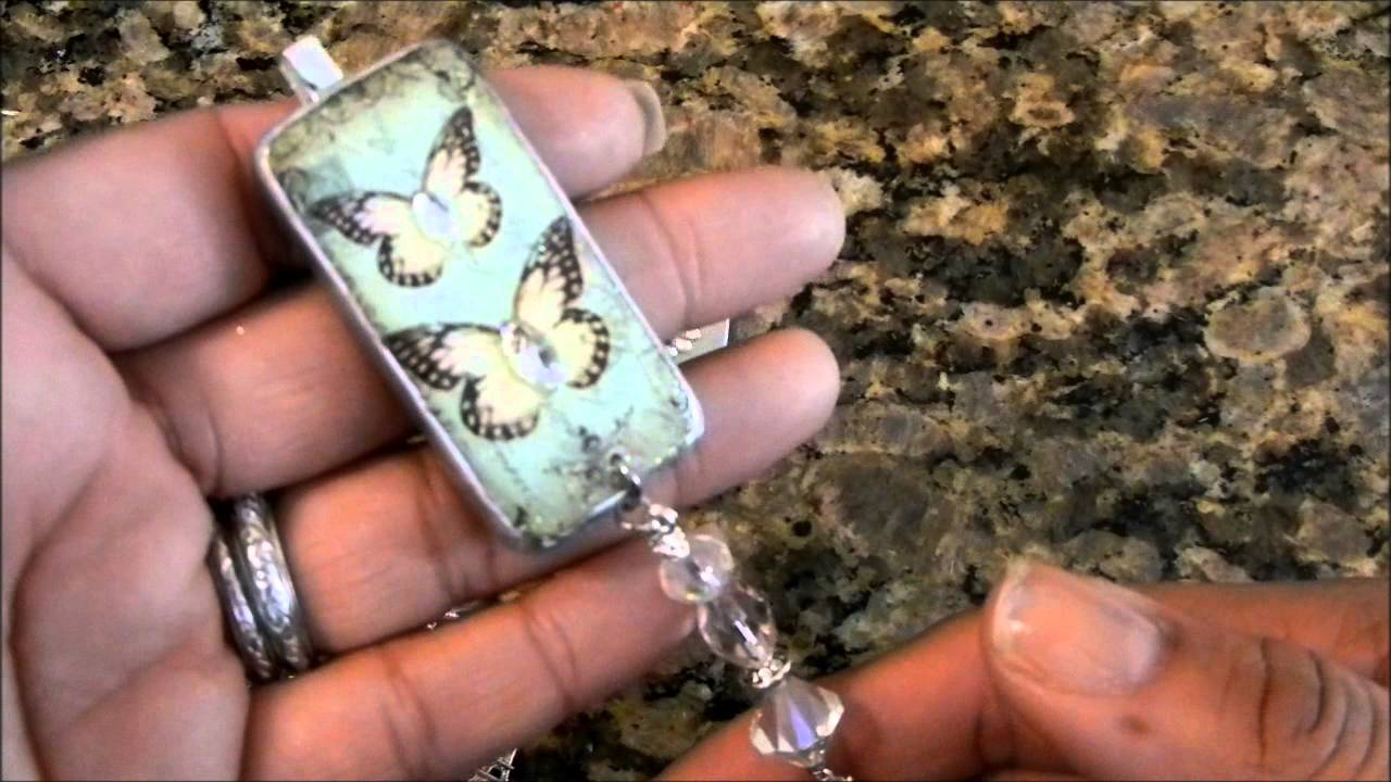Altered domino pendants youtube altered domino pendants aloadofball Image collections