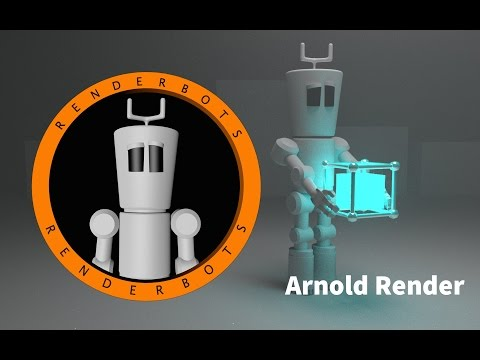 Cinema 4D :: Solid Angle - Arnold Renderer :: How to get sta
