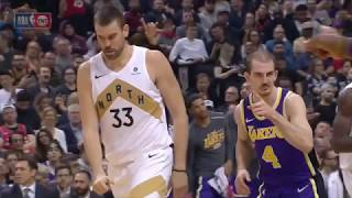Alex Caruso is a breath of fresh air for the Lakers