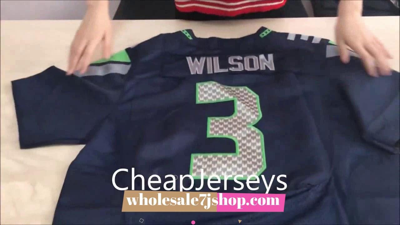 2018 Best wholesale Football jerseys Cheap Supply Source - YouTube bd2137bba