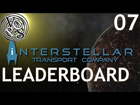 Leaderboard : Let's Play Interstellar Transport Company EP07 - EA Trading Tycoon in Space