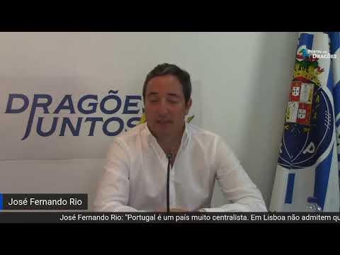 Entrevista Ao Candidato Pela Lista C, José Fernando Rio
