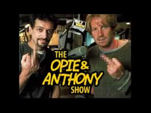The Opie & Anthony Show - Country Music w/Patrice O'Neal (XM)
