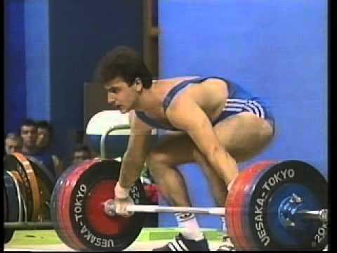1988 Olympic Games Weightlifting 75 Kg.avi