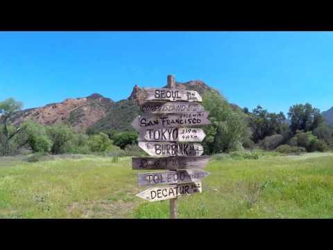 Malibu creek state park hiking