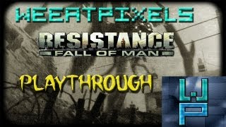 Resistance Fall of Man - Bracknell Playthrough Thumbnail