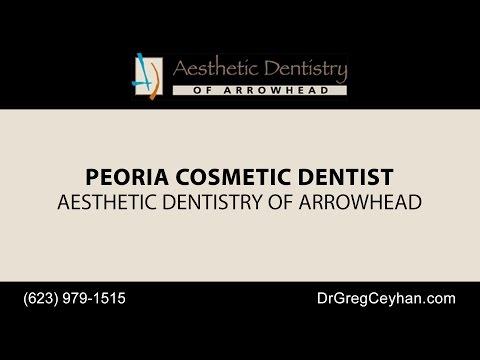 Peoria Cosmetic Dentist | Aesthetic Dentistry of Arrowhead