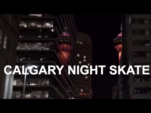 City Skate (Calgary Night Blade)