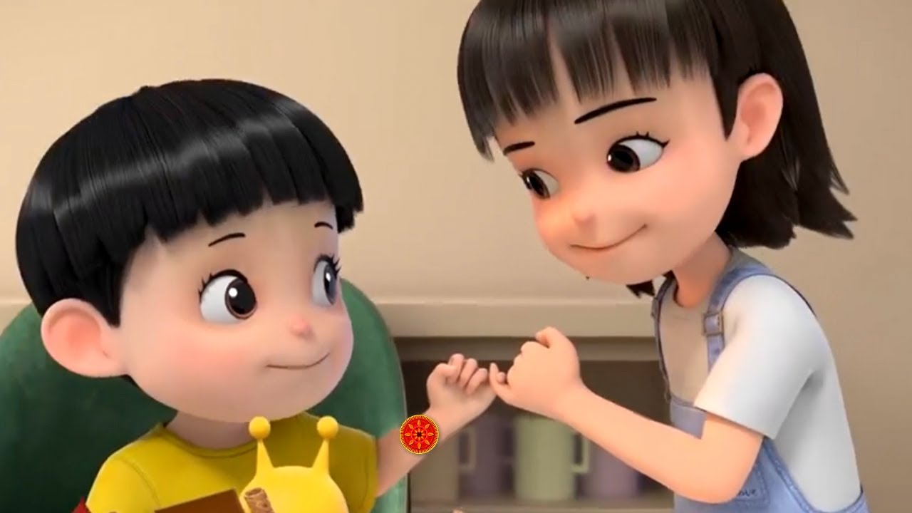 Beautiful Animation Video | Raksha Bandhan Special Song