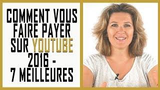 Comment être payé par youtube - 7 astuces