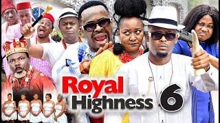 ROYAL HIGHNESS PART6 - ZUBBY MICHAEL & PEACE ONUOHA | 2020 LATEST NIGERIAN NOLLYWOOD MOVIES FULL