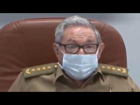 Raúl Castro gravemente enfermo 2017