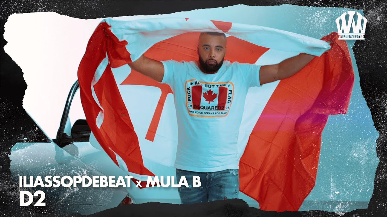 Download IliassOpDeBeat x Mula B - D2  (Prod. IliassOpDeBeat)