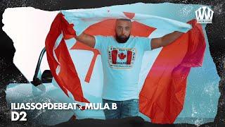 IliassOpDeBeat x Mula B - D2  (Prod. IliassOpDeBeat)