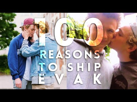 100 Reasons to ship Isak and Even