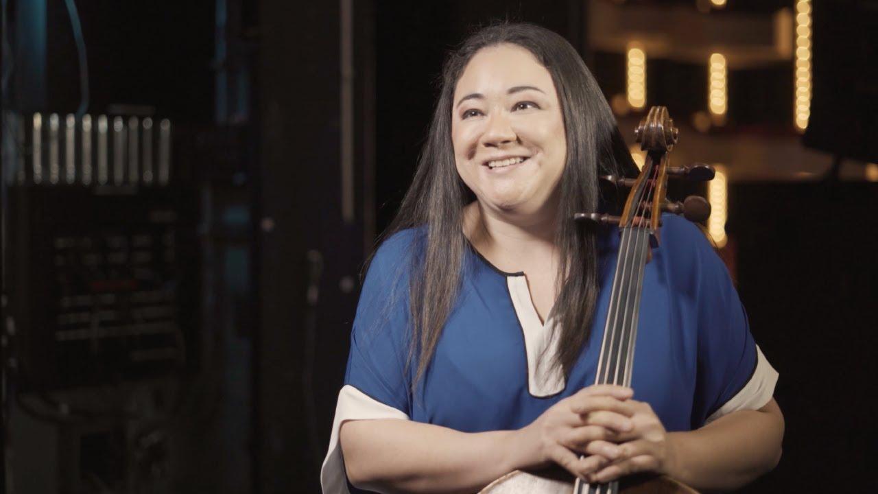 video: RACHEL MERCER: Violoncelle solo de l'Orchestre du CNA