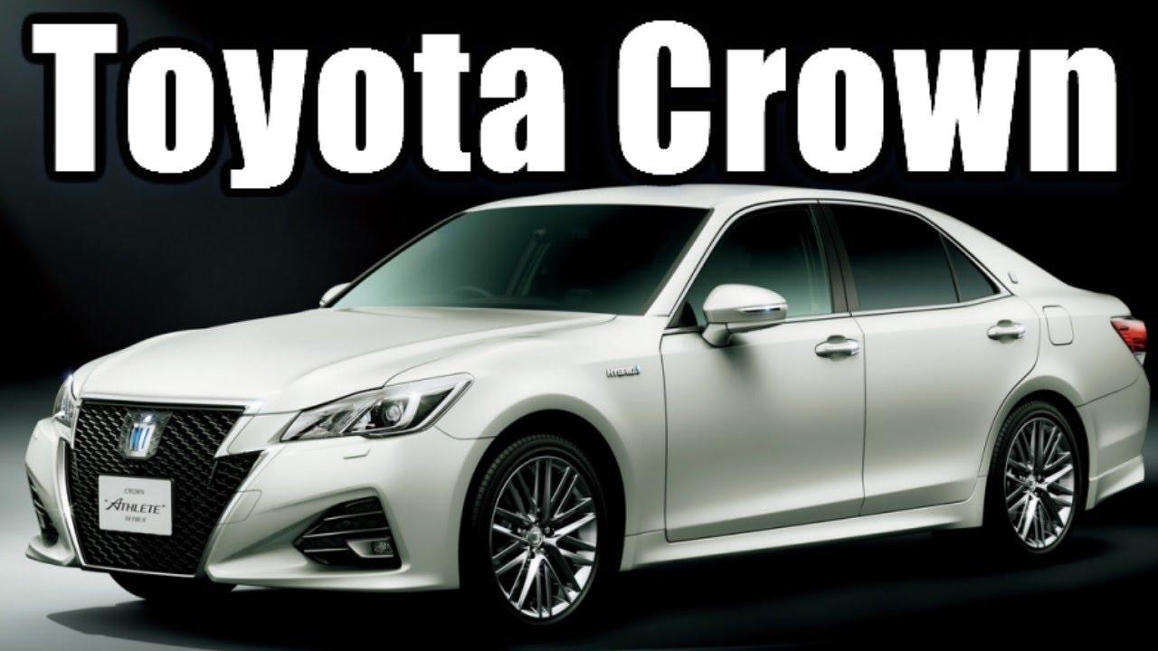 Kelebihan Toyota Crown 2017 Tangguh