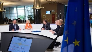 First impressions from the final plenary session of the European Health Parliament 2016