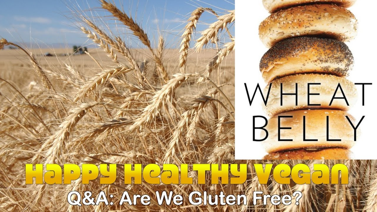 Q&A: Are We Gluten Free?