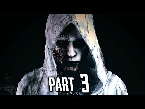The Evil Within Walkthrough Gameplay Part 3