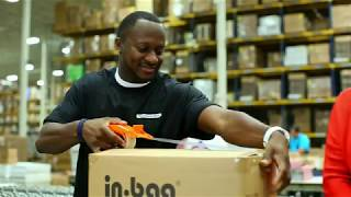 What Is It Like Working In Our Distribution Center?
