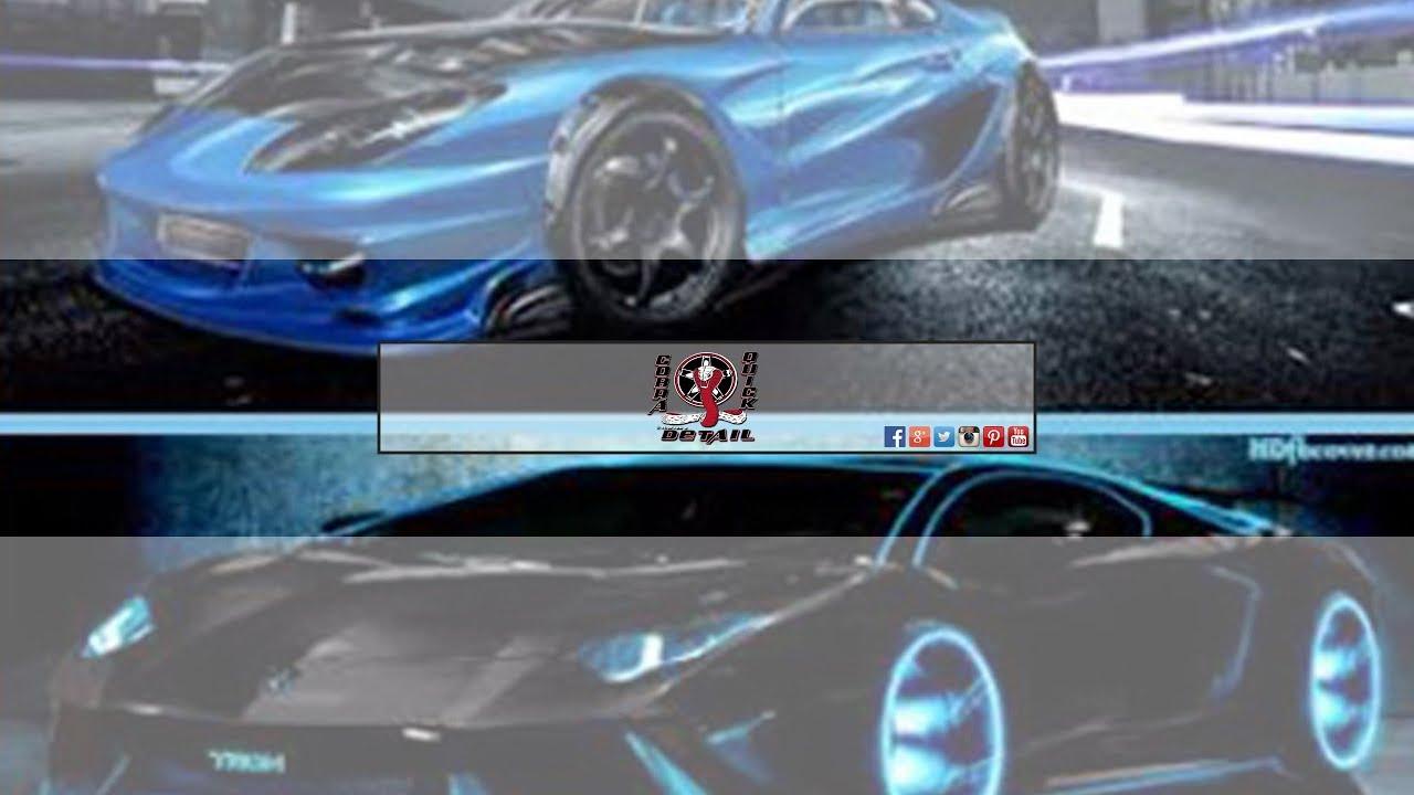 Quick Car Wash >> Cobra Quick Car Wash Detail Introduction Youtube