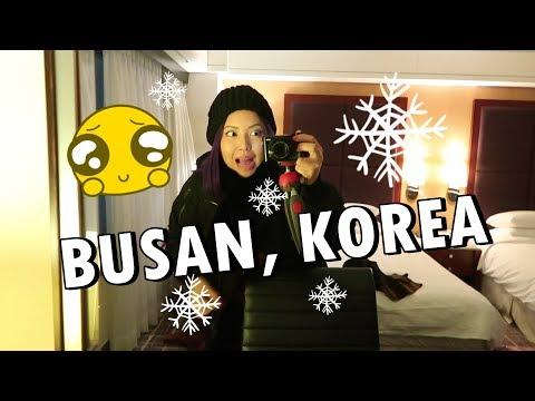 SOBRANG LAMIG! TRAVEL TO BUSAN, KOREA (Dec. 5, 2017)  - saytioco
