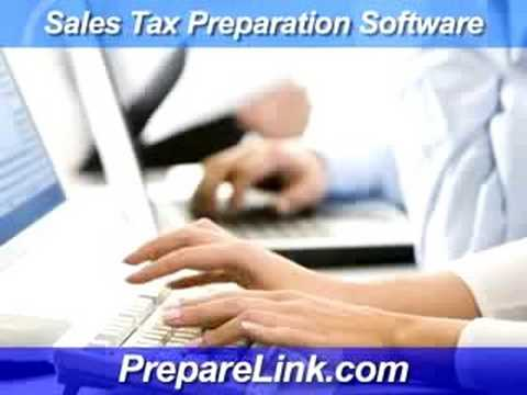 Calculate Sales Tax, Sales Tax Preparation Software, Accounting