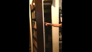 Super Secret Bookshelf Door - 2015