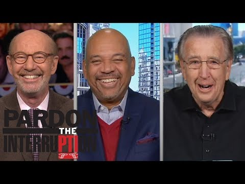 Brent Musburger sees boom for MLB betting | Pardon the Interruption | ESPN