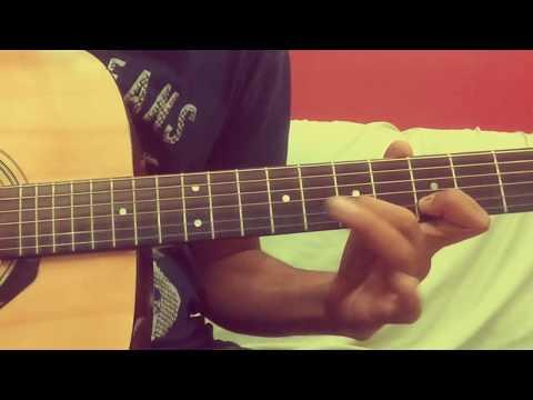 Neeralli Sanna-Sonu Nigam-Short Guitar Tabs/Lead Cover | Kannada Song On Guitar