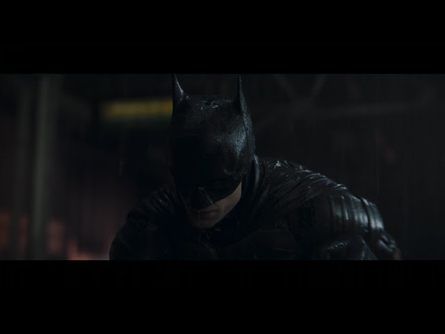 映画予告-DC映画『ザ・バットマン』特報