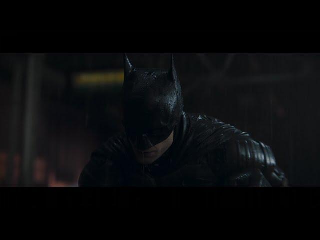 DC映画『ザ・バットマン』特報