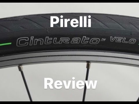 700 x 26C Black New Pirelli Cinturato Velo Folding Clincher Tire 66TPI
