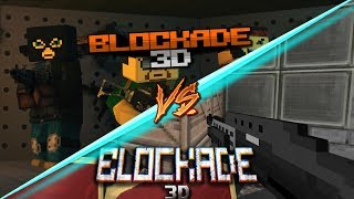 BLOCKADE 3D OLD vs. GLOBAL UPDATE - WEAPONS Sounds and Animations Comparison