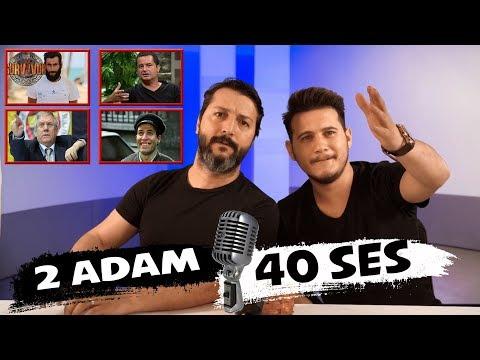 2 ADAM 40 SES (Survivor Cumali,Arka Sokaklar,Acun ılıcalı )