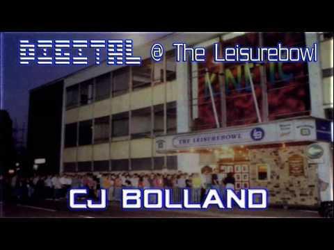 CJ Bolland & MC Ruff @ The Leisurebowl - European Techno Night - 1.10.93